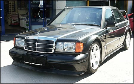 Mercedes-Benz (D) 109E 2.5 16V EVOLUTION 2