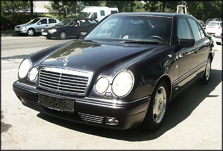 Mercedes-Benz E 420 Avantgarde Aut.