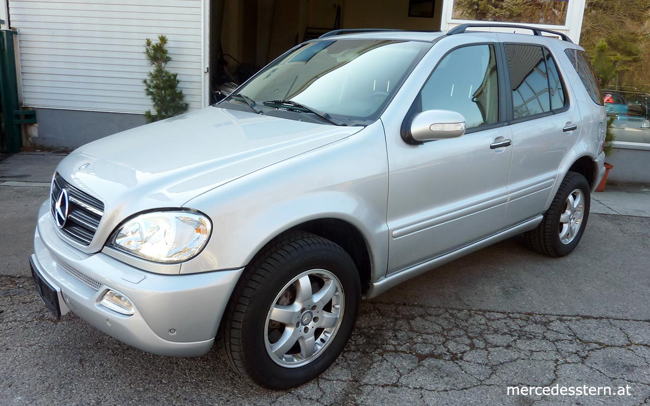 Mercedes-Benz ML 500 Aut.
